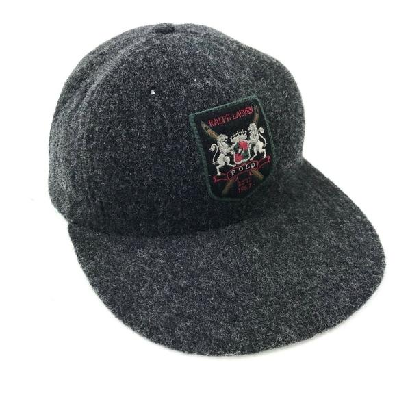 Vtg Polo Ralph Sz L Lauren Rare Sport Hat PXwn08Ok